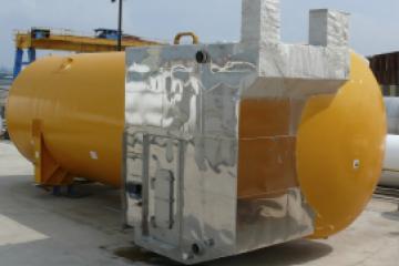LNG Marin Yakıt Sistemleri